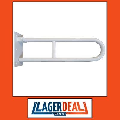 Klappgriff in U-Form 100 x 250 x 916 mm  Stahl weiß